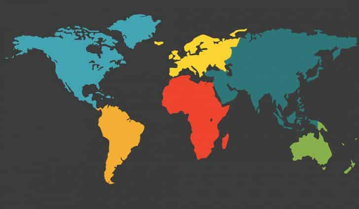 kıtalar hakkında bilgi