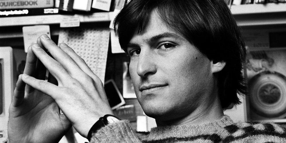 Genç Steve Jobs