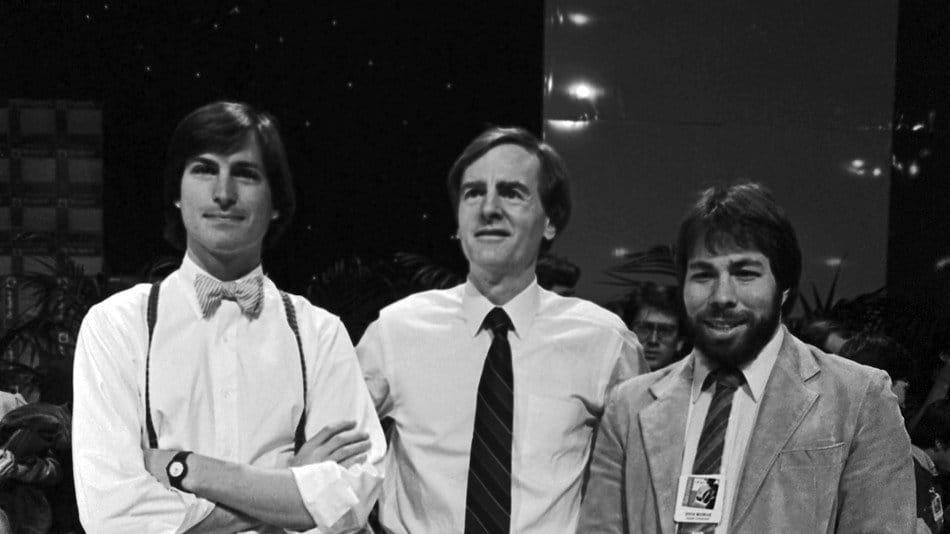 Steve Jobs, John Sculley Ve Steve Wozniak