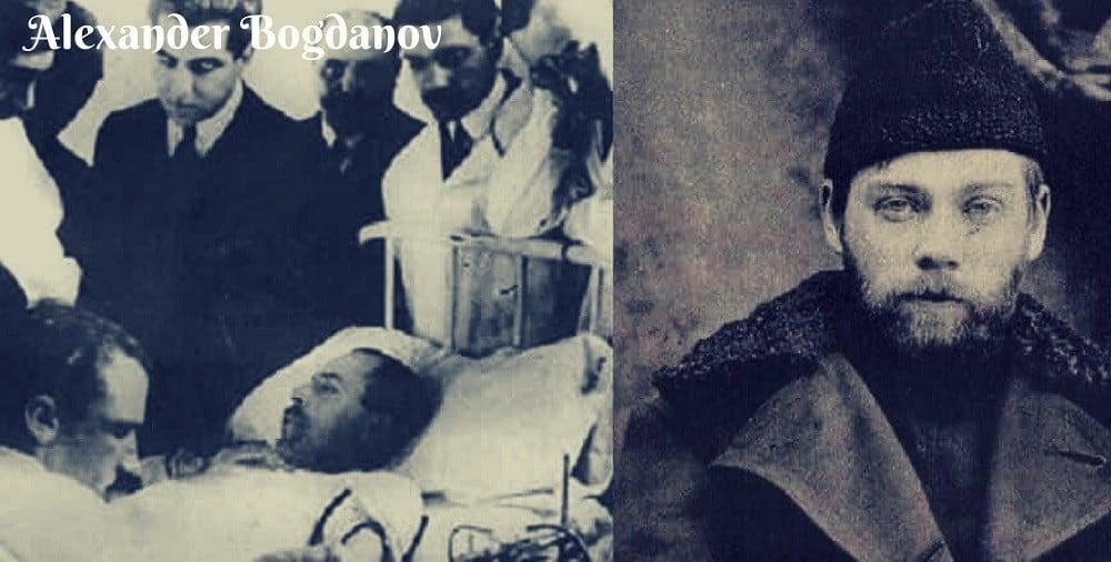 Kendi Buluşlarıyla Ölen Mucitler 1- Alexander Bogdanov (1873-1928) -  Bilimsel Dünya