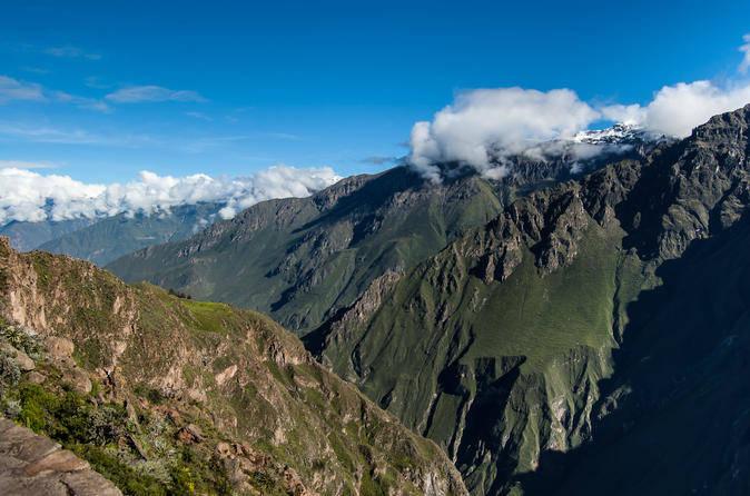 Colca Kanyonu, Peru