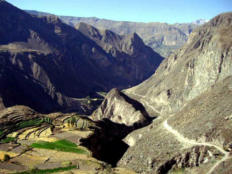 Cotahuasi Kanyonu, Peru
