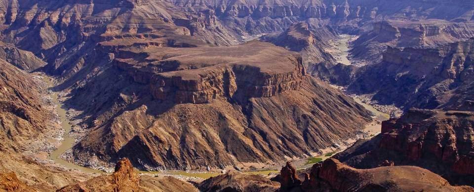 Fish River Canyon, Namibya