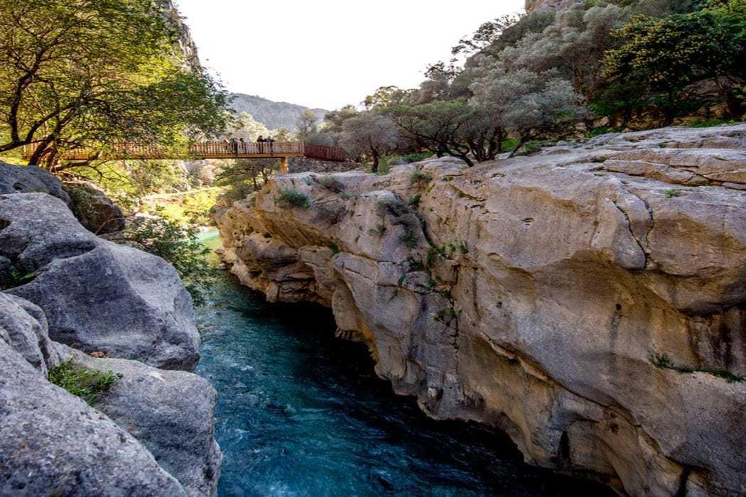Yazılı Kanyon, Isparta
