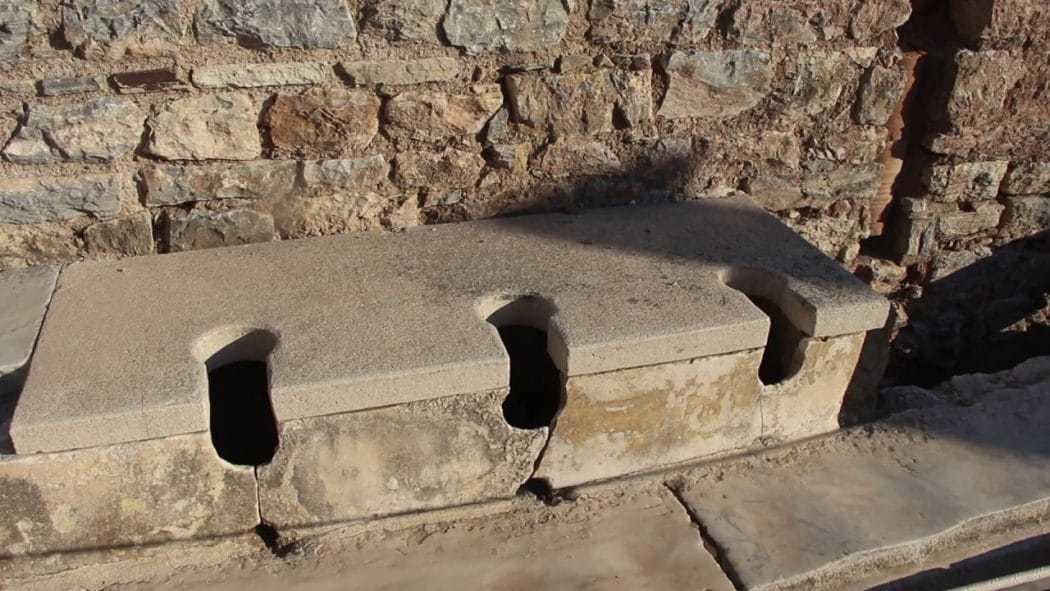 Antik yunanda tuvalet kültürü