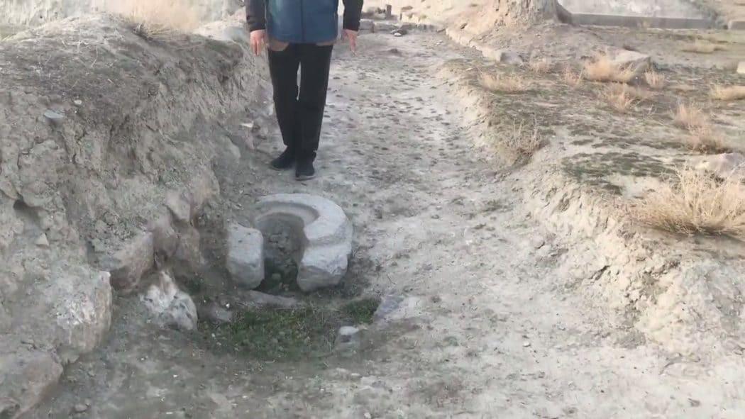 urartularda tuvalet