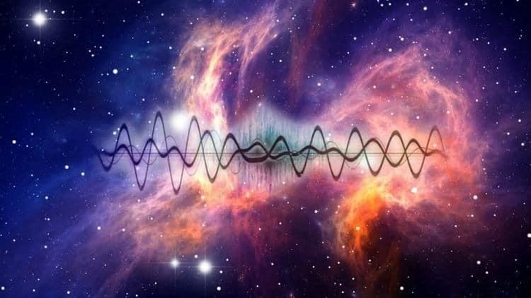 uzayda radyo sinyali