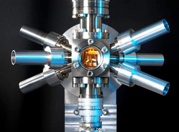 İterbiyum Atom Saati
