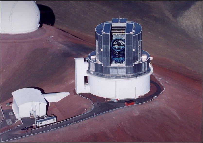 subaru teleskobu